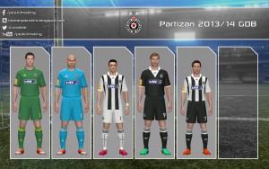 Download Partizan 2013-14 GDB by Nemanja