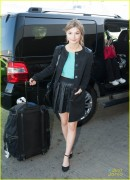 Stefanie Scott - At LAX 3/13/14