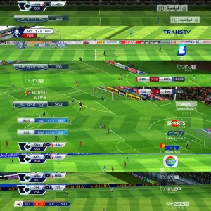 FIFA 14 Scoreboard Indonesian Tv