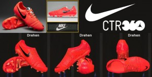 Download Nike CTR360 Maestri III FG Crimson/Black/Chrome
