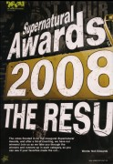 Supernatural Magazine Awards 2008
