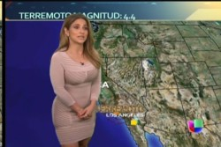 Jackie Guerrido Big Boobs (MQ)