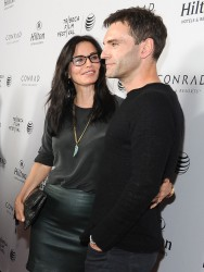Courteney Cox - 2014 Tribeca Film Festival LA Kickoff Reception in Beverly Hills 3/17/14