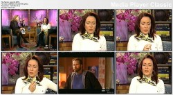 PATRICIA HEATON legs - Goodbye Girl interview w/ Katie Couric - 2004