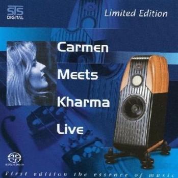 Carmen Gomes - Carmen Meets Kharma Live (2006)