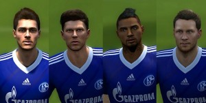 Download Schalke 04 Facepack No.1 by Wolverine