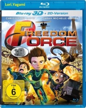 Freedom Force 2013 BRRip AC3 XviD - RARBG