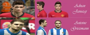 Download PES2014 Facepack by Rioo