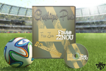 PES 2014 New Graphique Design V2 - El Classico Edition By Firas Zinou