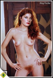 Opinion you meg foster nude