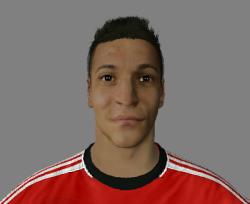 FIFA 14 Rodrigo Face - Benfica by murilocrs