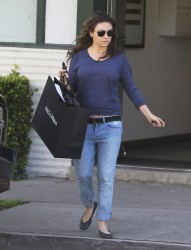Mila Kunis - Shopping in Beverly Hills 3/26/14