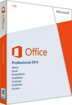 Microsoft Office 2013 SP1 Volume AIO (x86 - x64)