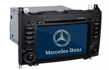 Mercedes Benz Navigations DVD COMMAND APS 2013-2014 Europe NTG1 V14 ML - NAViGON