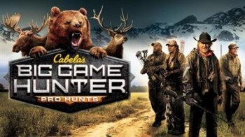 Cabela's Big Game Hunter: Pro Hunts (2014)