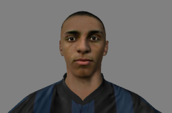 FIFA 14 Wallace Face - Inter Milan by murilocrs