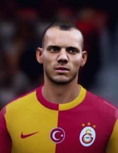 Wesley Sneijder FIFA 14 - Release by afwan11