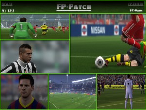 New Game Plan FIFA 14 - FP-Patch V 1.9.5