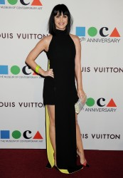 Katy Perry at MOCA's 35th Anniversary Gala in Los Angeles on March 29, 2014