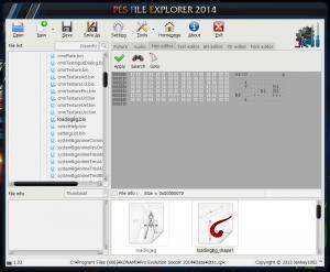 PES 2014 APK hex editor