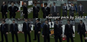 FIFA 14 Manager Pack by SieL23