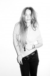 Lindsay Lohan - 2014 Terry Richardson Photoshoot