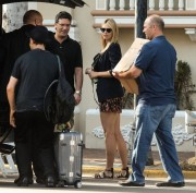 Maria Sharapova | On the Set of a Photoshoot in Miami | March 30 | 7 pics