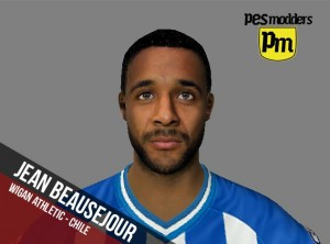 FIFA 14 Jean Beausejour by kekoPM