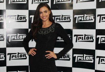Irina Shayk - Triton Fashion Show after party, Sao Paulo - 01/04/2014