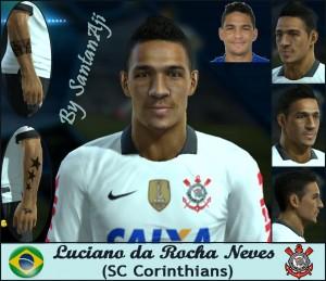 Download PES 2013 Luciano da Rocha Neves by santanAji