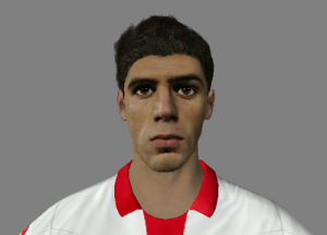 Federico Fazio FIFA 14 - Sevilla by murilocrs