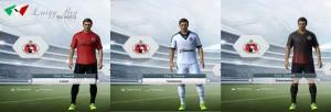 FIFA 14 Kit Tijuana Adidas 14/15 Fantasy by LuigyBro