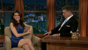 Emmy Rossum @ The late Late Show with Craig Ferguson | February 6 2013 | ReUp by Request