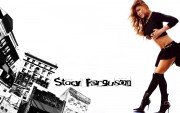 Fergie : Hot Widescreen Wallpapers x 21 (2 of 3)