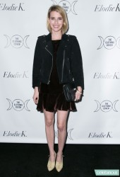 "Emma Roberts - ""The Clothing Coven"" Launch in West Hollywood 4/4/14"