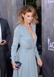 Faith Hill - 49th Annual Academy Of Country Music Awards in Las Vegas 4/6/14