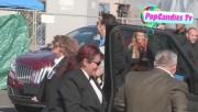 Leaving Film Independent Spirit Awards in Santa Monica (February 23) 455063319328613