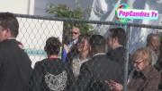 Leaving Film Independent Spirit Awards in Santa Monica (February 23) 8bcd26319327933