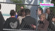 Leaving Film Independent Spirit Awards in Santa Monica (February 23) De3f6d319327991