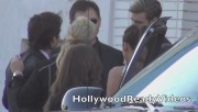 Nina & Ian Arrive to Elton Johns Oscar Viewing Party (February 24) 1ce3db319330774