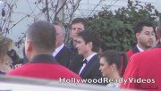 Nina & Ian Arrive to Elton Johns Oscar Viewing Party (February 24) 317887319330593