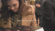 Signing Autographs at 'The Great Gatsby' Premiere Party in NYC (May 1) 267f99319505081