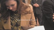 Signing Autographs at 'The Great Gatsby' Premiere Party in NYC (May 1) 8426fa319505097