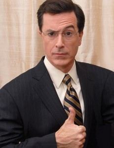 Stephen Colbert Will Replace David Letterman on The Late Show