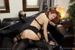 Veronica Avluv : The Training of a Nympho Anal MILF, Day Two - Kink/ TheTrainingOfO (2014/ SiterRip)