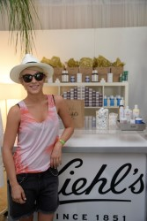 Julianne Hough - LACOSTE Beautiful Desert Coachella Pool Party 4/12/14