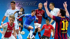 Download PES 2014 Start Screen by Hawke