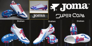 Download PES 2014 Joma Super Copa FG - White/Royal/Red