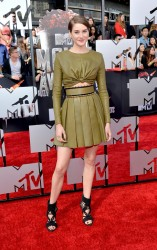 Shailene Woodley - 2014 MTV Movie Awards in LA 4/13/14