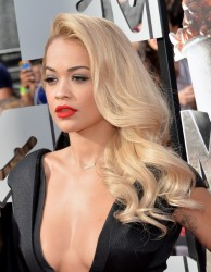 Rita Ora - 2014 MTV Movie Awards in LA 4/13/14